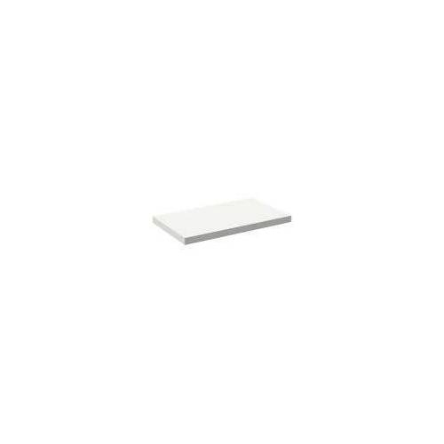 Alape Trägerplatte Firnis TP.FI525.900, ohne Beckenausschnitt 90 x 52,5 cm A system init B: 90 T: 52,5 H: 5 cm weiß brillant (firnis) 8581504645