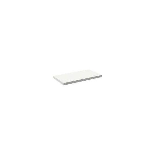 Alape Trägerplatte Firnis TP.FI525.1000, ohne Beckenausschnitt 100 x 52,5 cm A system init B: 100 T: 52,5 H: 5 cm weiß brillant (firnis) 8581505645