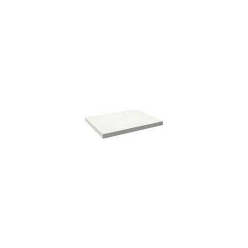 Alape Trägerplatte Firnis TP.FI600.800, ohne Beckenausschnitt 80 x 60 cm A system init B: 80 T: 60 H: 5 cm weiß brillant (firnis) 8581603645