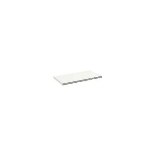 Alape Trägerplatte Firnis TP.FI600.1200, ohne Beckenausschnitt 120 x 60 cm A system init B: 120 T: 60 H: 5 cm weiß brillant (firnis) 8581607645