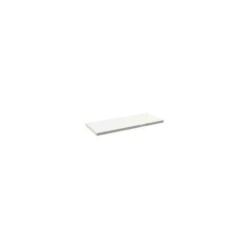 Alape Trägerplatte Firnis TP.FI600.1500, ohne Beckenausschnitt 150 x 60 cm A system init B: 150 T: 60 H: 5 cm weiß brillant (firnis) 8581612645
