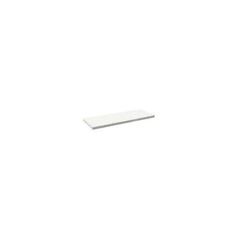Alape Trägerplatte Firnis TP.FI600.1600, ohne Beckenausschnitt 160 x 60 cm A system init B: 160 T: 60 H: 5 cm weiß brillant (firnis) 8581613645
