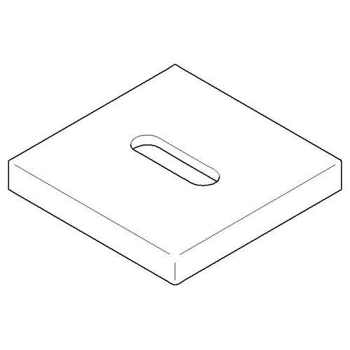 Dornbracht Rosette für MEM Waschtischarmatur MEM  chrom 092778034-00