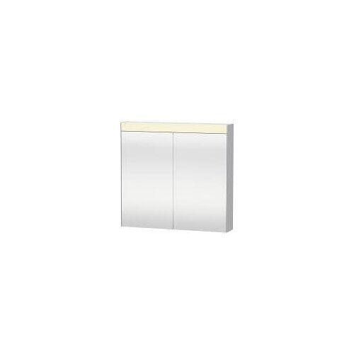 Duravit Licht und Spiegel Spiegelschrank 81 x 76 cm Good-Version Licht und Spiegel B: 81 T: 14,8 H: 76 cm weiß LM782100000