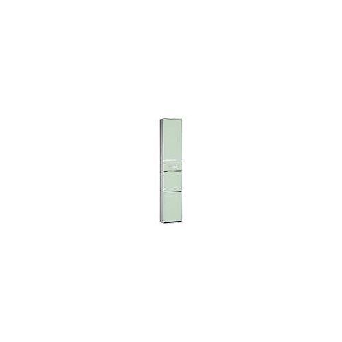 Emco asis Kosmetikmodul 300  B:31,4  H:158,4  T:15,3 cm aluminium/schwarz 972027512
