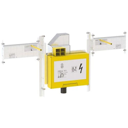 Geberit GIS Set für ONE Waschtisch mit UP-Drehgeruchsverschluss, Breite Waschtisch 120 cm mit UP-Drehgeruchsverschluss   461.484.00.1