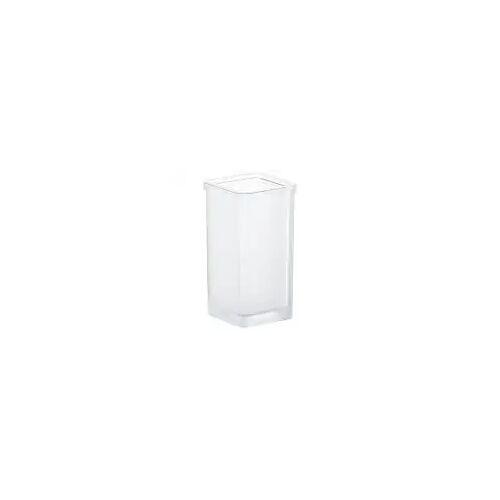 Grohe Ersatzglas für Bürste zu Selection Cube Toilettenbürstengarnitur Ersatzglas für Bürste   40867000