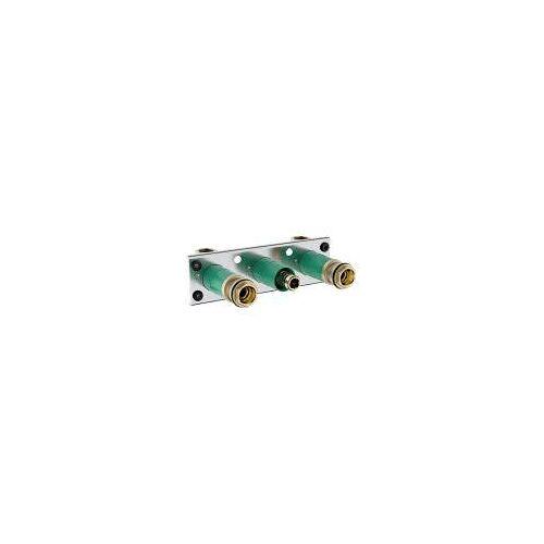 Axor ShowerSolutions Grundset für Thermostat 800 Auf-/Unterputz für Thermostat 800 Auf-/Unterputz B: 22 T: 9,1 H: 6,6 cm  45442180