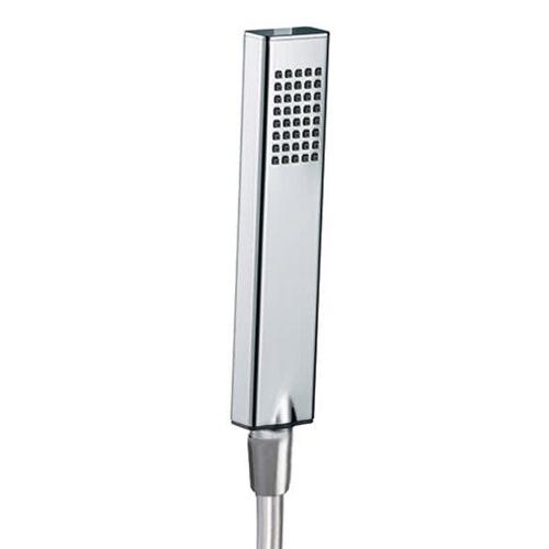 HSK Design-Handbrause eckig ohne Brauseschlauch Shower & CO chrom ohne Brauseschlauch 1100117