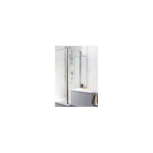 HSK Exklusiv wegschwenkbare Seitenwand für Drehtür 90 x 200 cm   wegschwenkbare Seitenwand 432090-04-50-200cm