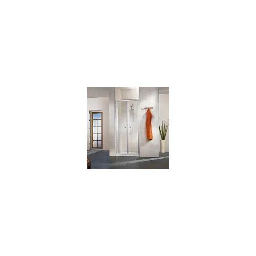 HSK Favorit Klapptür 2-teilig 80 x 185 cm Favorit B: 80 H: 185 cm Klapptür 2-teiig 120080-01-50