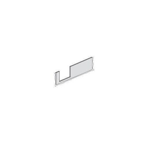 HSK Frontschürze für Dobla Duschwanne 170 cm Einstieg links Dobla B: 168 H: 56,5 cm  540172