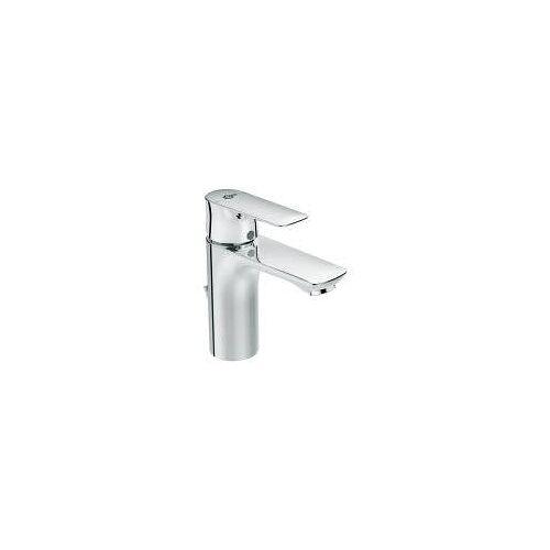 Ideal Standard Air Waschtischarmatur mit Ablaufgarnitur   silver storm A7021GN