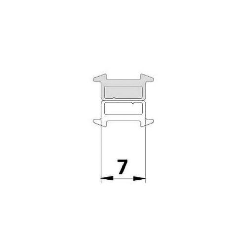 Kermi Atea Ersatz-Magnetdichtung wandseits zu ATSFR/L Atea passend zu ATSFR/L  6033400