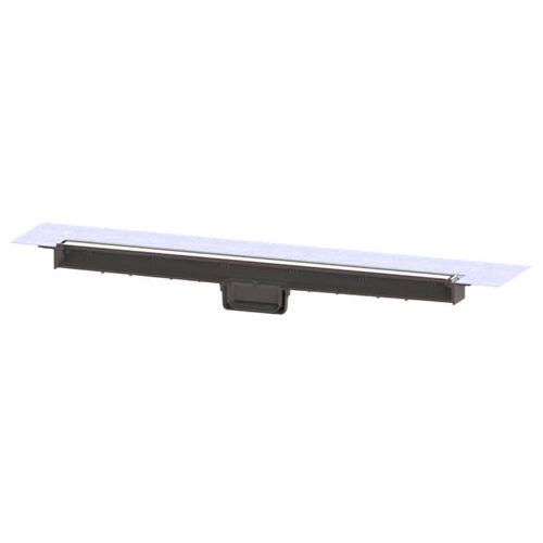 Kessel Linearis Comfort Komplett-Duschrinne 105 cm System 125 Linearis Comfort L: 105 H: 9,3 - 10,8 cm edelstahl 45600.86M