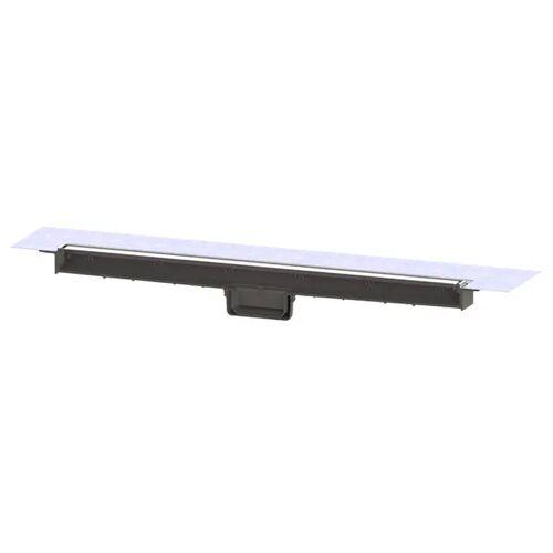Kessel Linearis Comfort Komplett-Duschrinne 115 cm System 125 Linearis Comfort L: 115 H: 9,3 - 10,8 cm edelstahl 45600.87M