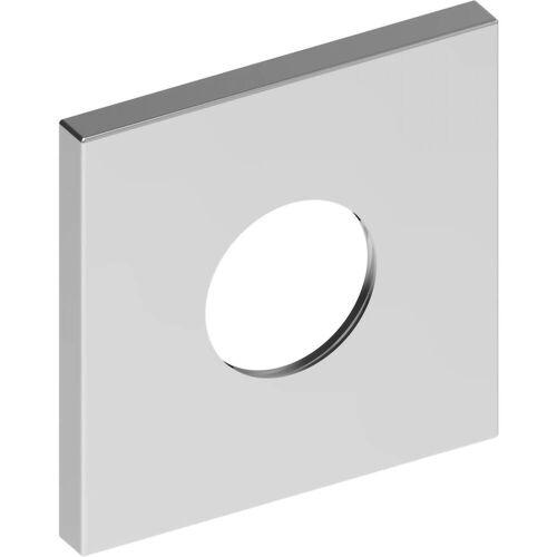 Keuco IXMO Wandrosette für Thermostat, eckig IXMO für Thermostat chrom 59553010092