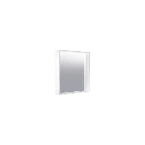 Keuco X-Line Kristallspiegel 65 x 70 cm  unbeleuchtet inox 33295292000