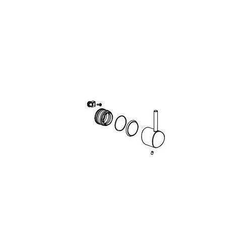 KWC Ersatz-Bedienhebel für Gastroarmatur Gastro geeignet für Art. Nr. 802341  Z.535.674