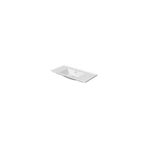 Megabad Profi Collection Fara 2.0 Waschtisch 100 x 46 x 4,6 cm Fara 2.0 B: 100 T: 45 H: 4,6 cm weiß MBWTAR100