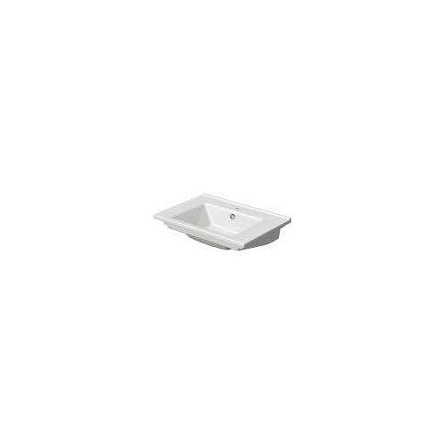 Megabad Profi Collection Fara 2.0 Waschtisch 55 x 37 x 4,6 cm Fara 2.0 B: 55 T: 37 H: 4,6 cm weiß MBWTAR55