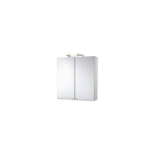 Megabad Classic 200 Spiegelschrank 65 cm mit Halogenbeleuchtung Classic 200 B: 65 T: 15,5 H: 72,5 cm mit Halogenbeleuchtung (Stab 48 W/230 V)