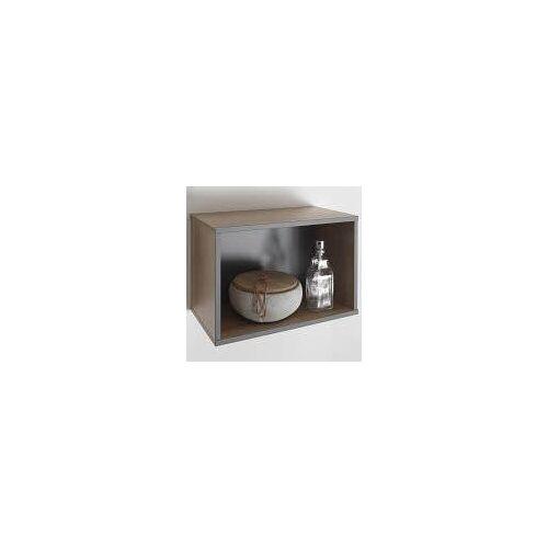 Pelipal Wandregal 1 Fach 30 x 17 x 20 cm   weiß matt touch EM-WR20-03-30-17-171