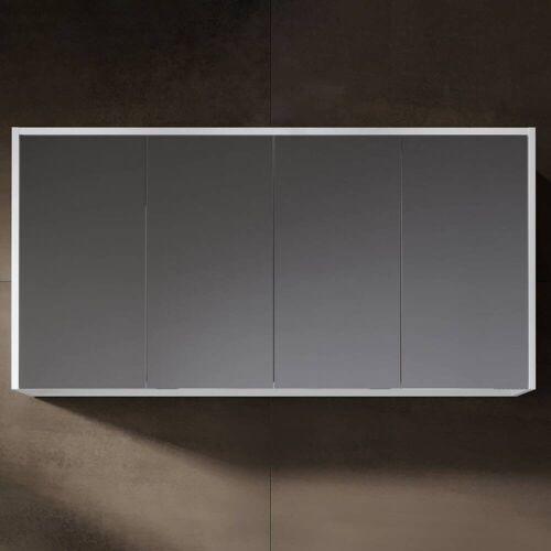 Riho Porto Spiegelschrank ohne Aufsatzleuchte 120 x 60 Porto B: 120 T: 20 H: 60 cm verspiegelt 171006400