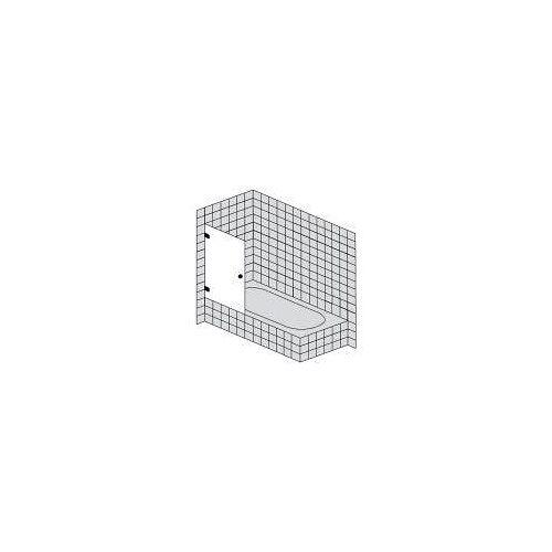 Sprinz BS-Dusche 75 Badewannenaufsatz bis 80 x 150 cm BS-Dusche 75 bis B: 80 H: 150 cm chrom BS75315CH