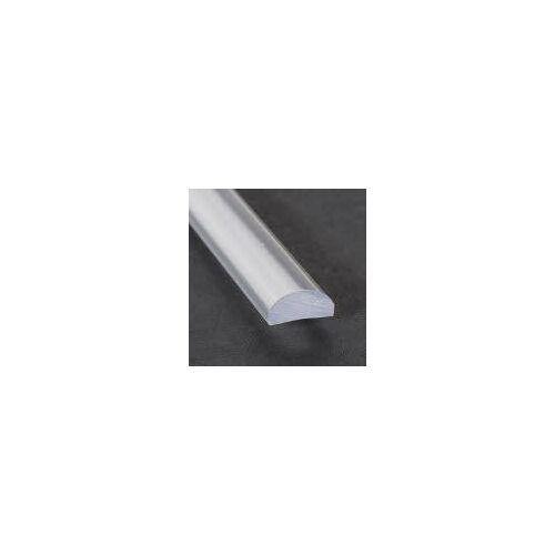 Sprinz Plexi Halbrundstab 100 cm Ersatzteile 5 x 10 mm,Radius 50 cm Plexi Halbrundstab 60-022