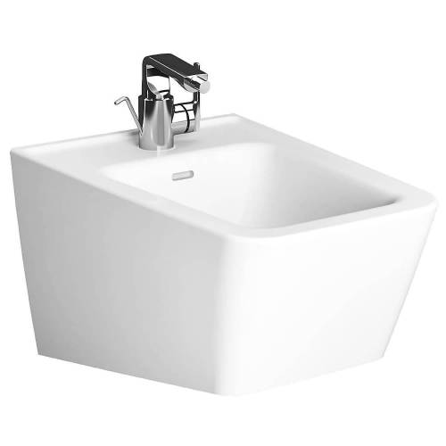 VitrA Equal Wand-Bidet Equal B: 39,5 H: 54 cm weiß 7246B403-0288