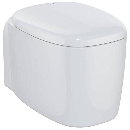 VitrA Plural Wand-WC VitrA Flush 2.0 Plural B: 36 T: 54,5 cm weiß hochglanz 7830B403-0075