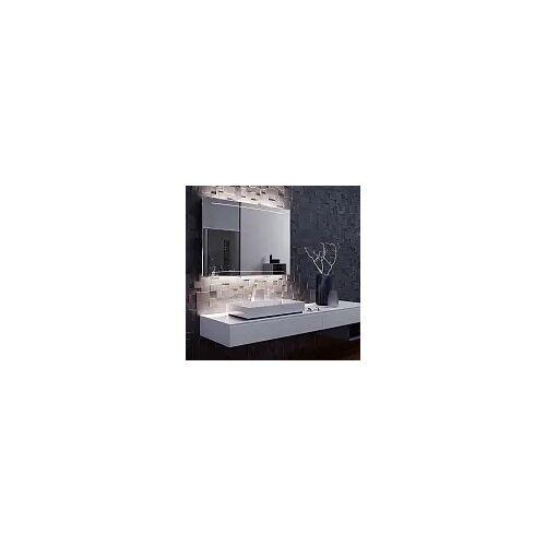 Zierath Z1 LED Spiegel hinterleuchtet 90x 80 cm mit Heizfolie und Sensorschalter Z1 B: 90 H: 80 cm mit Spiegelheizung und Sensorschalter