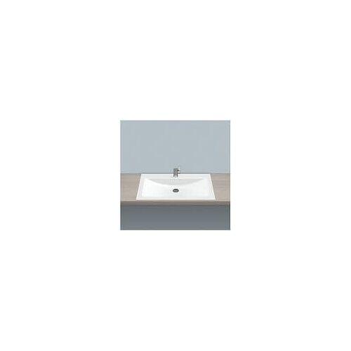 Alape Einbaubecken EB.R800H 80 x 50 cm Einbaubecken 80 x 50 cm weiß 2204000000