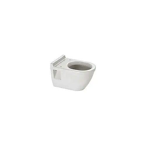 Duravit Starck 3 Wand-WC Flachspüler  B: 36 T: 54 cm weiß mit hygieneglaze 2201092000