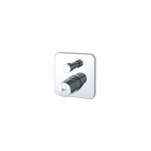 Ideal Standard 200 UP-Einzelthermostat CeraTherm 200 Unterputz-Einzelthermostat chrom A4662AA