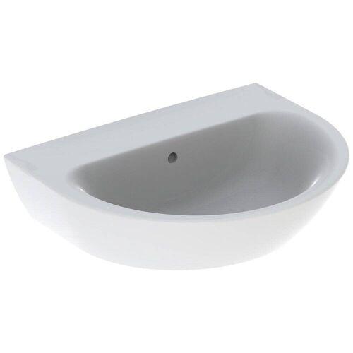 Geberit Renova Waschtisch 60 x 48 cm Renova B: 60 T: 48 H: 19 cm weiß KeraTect 500.659.01.8