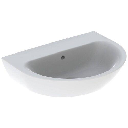Geberit Renova Waschtisch 65 x 50 cm Renova B: 65 T: 50 H: 19 cm weiß KeraTect 500.663.01.8