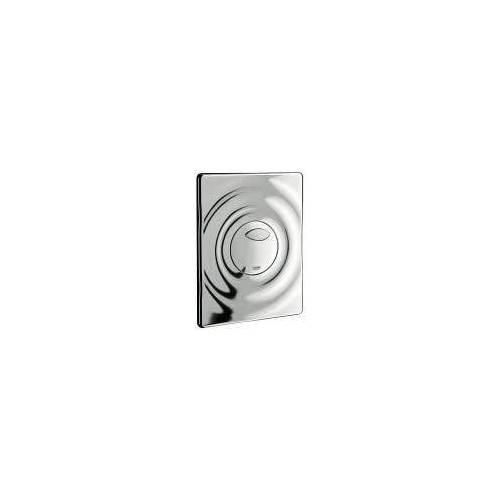 Grohe Surf Abdeckplatte Surf nur für pneumatisches Ablaufventil AV1 chrom 38861000