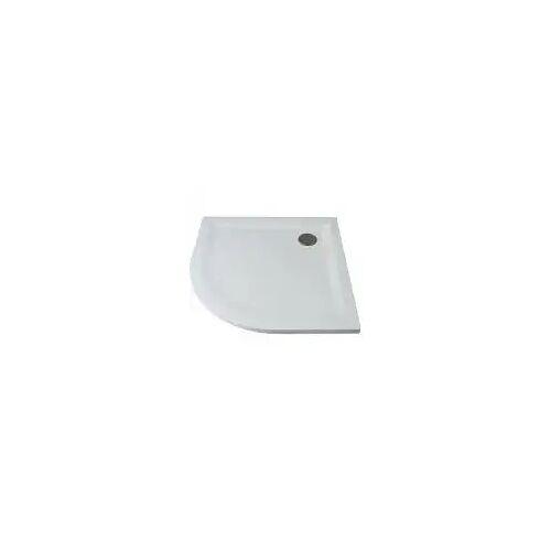 Breuer Noa Flat Line Design Rundduschwanne RDW Radius 50 cm, 90 x 90 cm NOA Flat Line Design Rundduschwanne RDW B: 90 T: 90 H: 3,5 R: 50 cm
