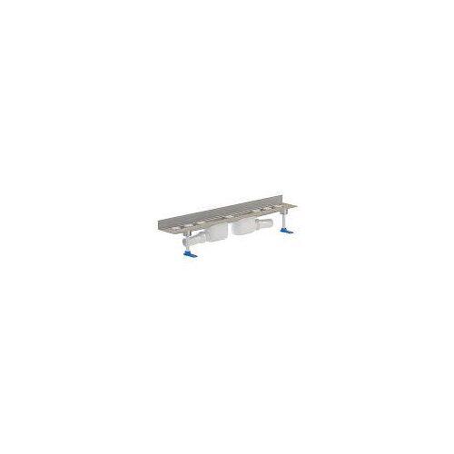 Dallmer CeraLine Duschrinne 2 W 800 CeraLine 2 W B: 90/80 T: 12,4 H: 12,9 cm für Montage an der Wand 521859