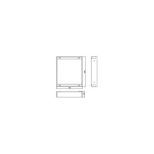 Emco Einbaurahmen für Einbauspiegelschrank 60 cm für Einbauspiegelschrank 60 cm   979700059