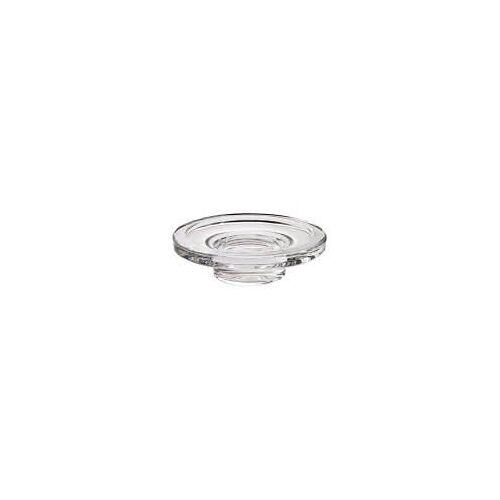 Emco Ersatz- Seifenschale für mundo Seifenhalter mundo Ersatz-Seifenschale kristall klar 123000090