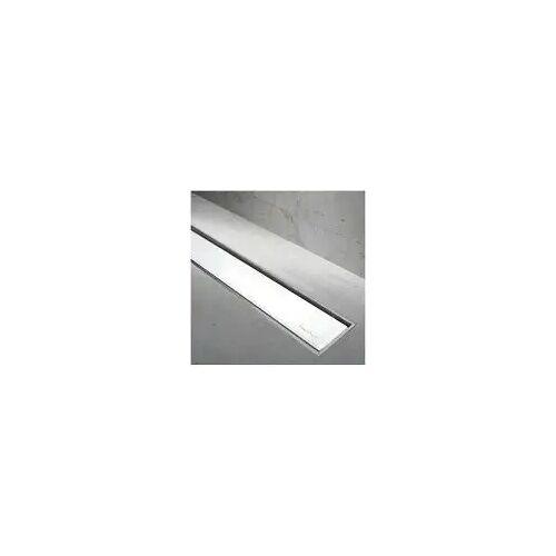 ESS Easy Drain Modulo TAF Abdeckungen Glas 500 Easy Drain Modulo L: 50 B: 4,5 cm weiß glanz MLGW-500