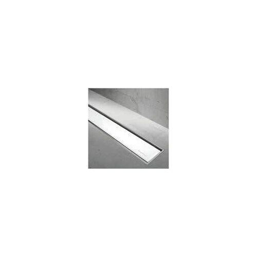 ESS Easy Drain Modulo TAF Abdeckungen Glas 800 Easy Drain Modulo L: 80 B: 4,5 cm weiß glanz MLGW-800