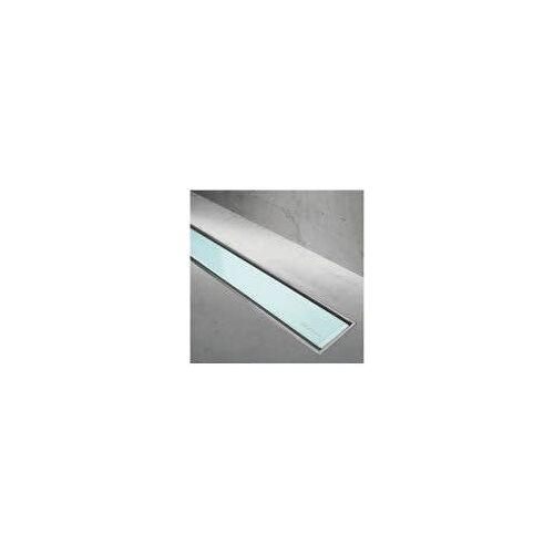 ESS Easy Drain Modulo TAF Abdeckungen Glas 800 Easy Drain Modulo L: 80 B: 4,5 cm grün glanz MLGG-800
