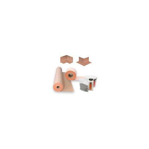 ESS Easy Drain Abdichtungsset für Naßräume bis 10 m² Größe Zubehör für Naßräume bis 10 m²  WS-SET-2