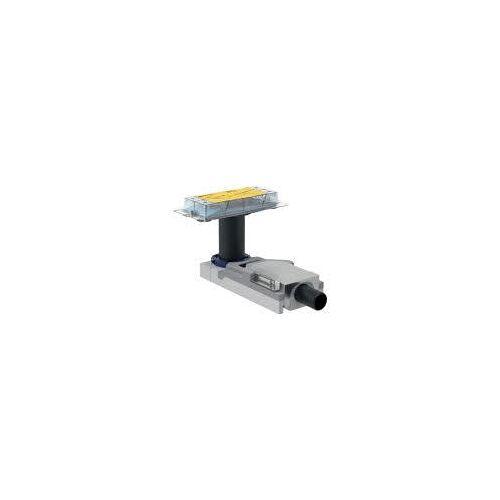 Geberit CleanLine Rohbauset für Fußbodenaufbauhöhe ab 6,5 cm CleanLine L: 30 Ø: 4 cm  154.152.00.1