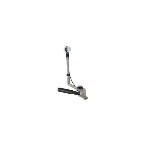 Geberit Uniflex Badewannenablauf mit Drehbetätigung D52 Uniflex grau für Badewannen in Standardgröße 150.501.00.1