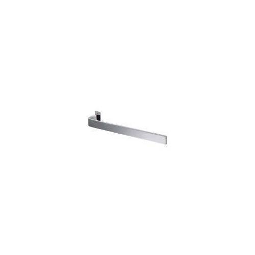 Giese Handtuchhalter 30 cm für Befestigung am Badmöbel Handtuchhalter L: 30 T: 6,1 H: 2,5 cm chrom 91650-02